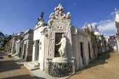 Cimetière de Cementerio de la Recoleta à Buenos Aires, Argentine — Photo