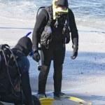Two Scuba Divers — Stock Photo #60089515