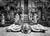 Snake God Naga in Hindu Temple — Stok fotoğraf