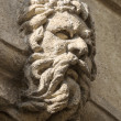 Stone Carving With Beard — Stock Photo #73670717