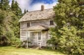 Old Iowa Farmhouse — Stock Photo