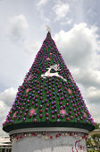 Decorazione dell'albero di natale — Foto Stock