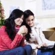 Two friend shopping online — Stock Photo #57040977