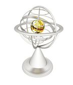 Terrestrial globe model  — Photo