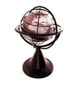 Terrestrial globe model  — Stockfoto