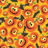 Halloween vzor — Stock vektor