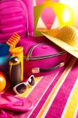 Summer holidays — Stock Photo