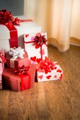 Plenty of gifts — Stock Photo
