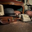 Group of vintage objects — Stock Photo #55010423