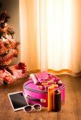 Christmas sun holidays — Foto de Stock