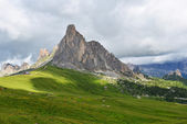 Beautiful Dolomites mountains — Foto Stock