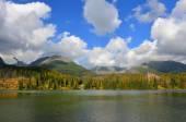 Autumn in Tatry mountains — Stock Photo