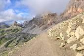 Italian alps landscape — Stock Photo