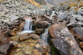 Autumn Tatra mountains — Stockfoto