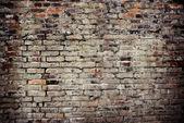 Old damaged grunge wall — Foto de Stock