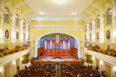 Big Concert Hall of Moscow Conservatory — Stock Photo