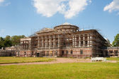 Ostankino Palace under reconstruction — Stock Photo