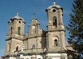 Katolska kyrkan. Horodenka. Ivano-Frankivsk region, Ukraina — Stockfoto