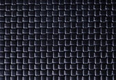 Black leather texture background — Stock Photo