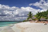 Caribbean - dream and reality — Stock Photo