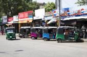 Crowded street market, Colombo, Sri Lanka. — Stock Photo