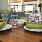 Restaurant serving — Stock Photo #62664071