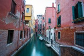 Little canal in Venice — Stock Photo