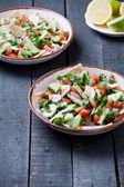Lebanese Salad — Stock Photo
