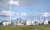 Ethanol Bioenergy Facility — Stock Photo