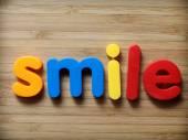 Smile concept — Stock Photo