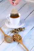 Cup of tea. — Stock Photo
