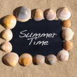 Summer time. — Stock Photo #70358103