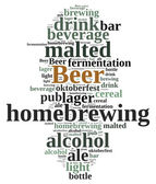 Homebrewing beer. — Stok fotoğraf