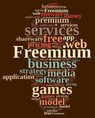 Freemium. — Stock Photo