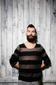 Hipster facet — Zdjęcie stockowe