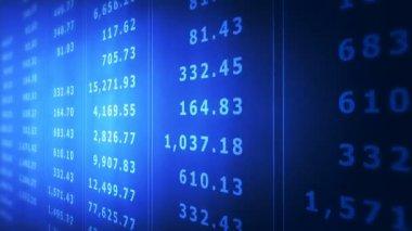Database figures — Stock Video