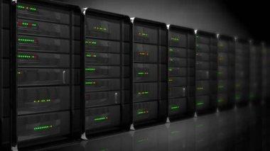 Server area — Stock Video