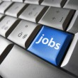 Online Jobs Search Concept — Stock Photo #63043619