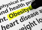 Obesidad — Foto de Stock