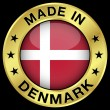 Постер, плакат: Made In Denmark