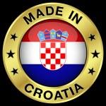 Made In Croatia — Stock Vector #67099577