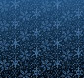 Snowflake Abstract Background. Christmas wallpaper — Foto Stock