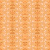Seamless floral wallpaper (vector) — Vector de stock