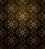 Retro Wallpaper (vector) — Stock Vector