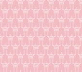 Old wallpaper pink color — Vector de stock