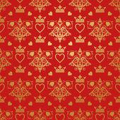 赤の壁紙 — ストック写真