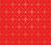 Röd tapet — Stockfoto