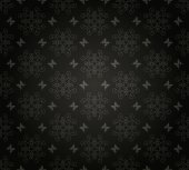 Wallpaper Black pattern for Your design — Stock Vector