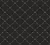 Wallpaper Black pattern for Your design — Vetor de Stock