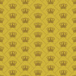 Wallpaper Background. Seamless pattern. Old gold Color — Stock Vector #69481265